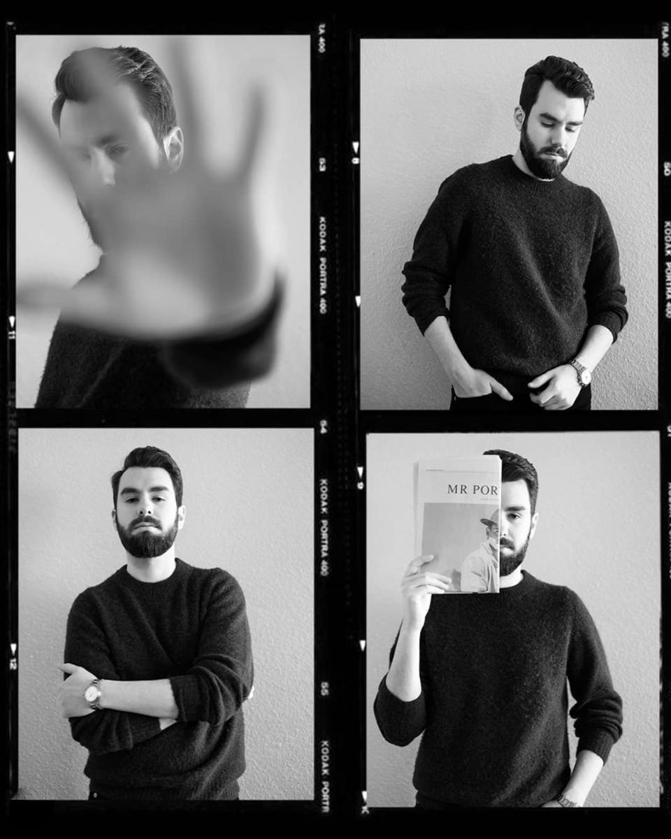 Dimitris Kolonas Instagram
